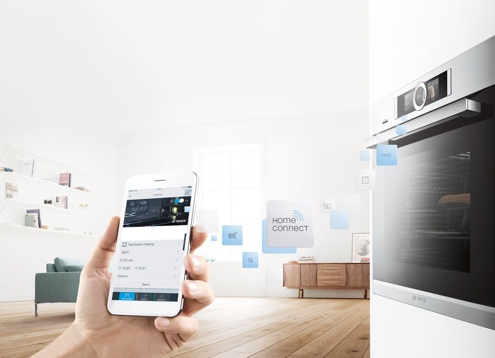 Home Connect BOSCH - 5